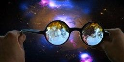 Una mirada hacia el cosmos.