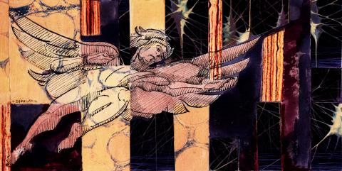 Angel de las dendritas
