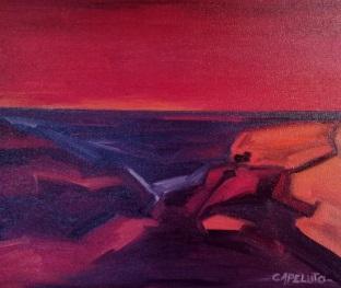 Absolute (50 x 40 cm) Oleo sobre tela