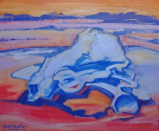 Skull sea