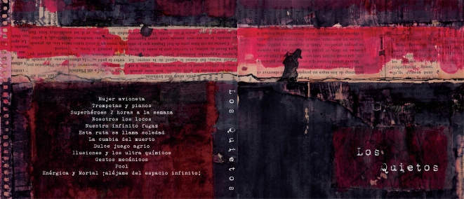 cubierta cd (CD artwork)